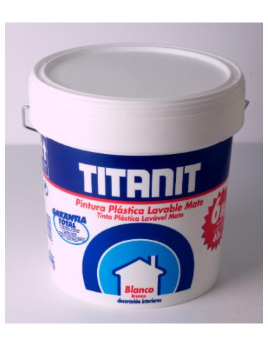 OFERTA TITANIT MATE BLANCO 750 ML