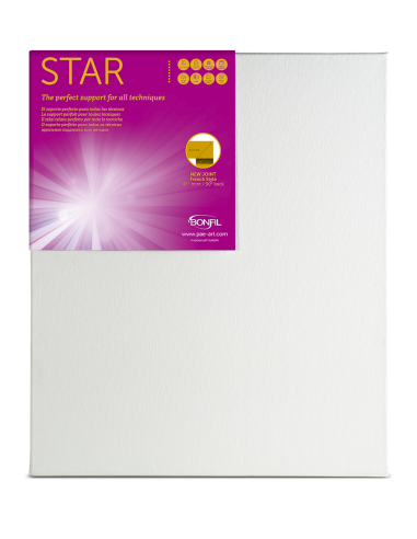 BASTIDOR BONFIL TELA STAR 40cm x 40cm