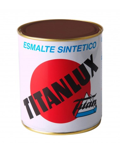 TITANLUX PARDO 375 ML